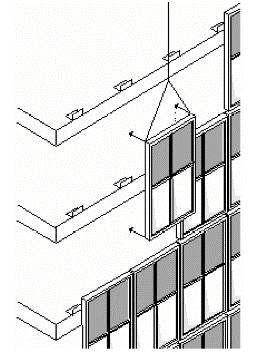 One Step Forward Construction Technology Curtain Wall