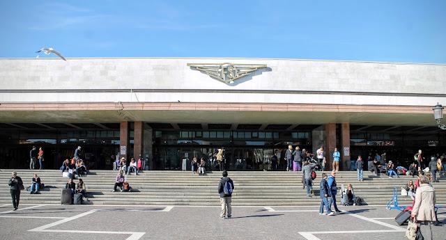Stazione Ferroviaria, Railway Station, Venice