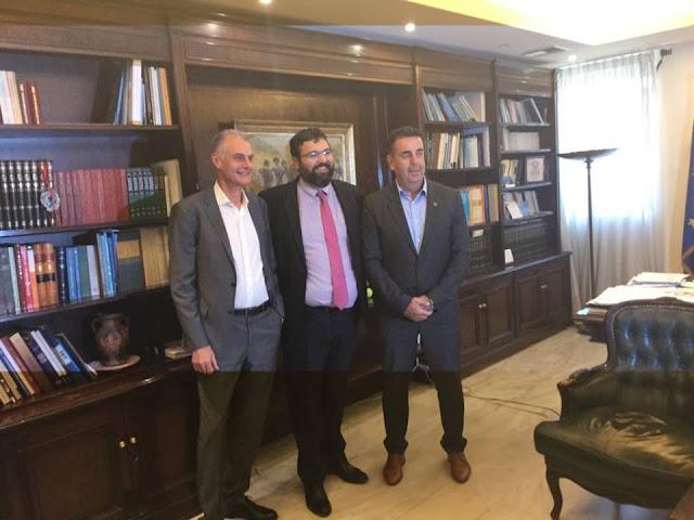 Γ.Γκιόλας: Υπεγράφη η σύμβαση της ενεργειακής αναβάθμισης και των συναφών εργασιών του κολυμβητηρίου Ναυπλίου