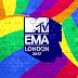 Artistas asiáticos nominados al MTV EMA