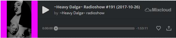 heavy dalga radioshow 191