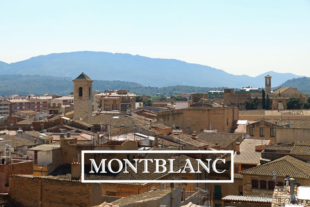 Montblanc y su recinto amurallado