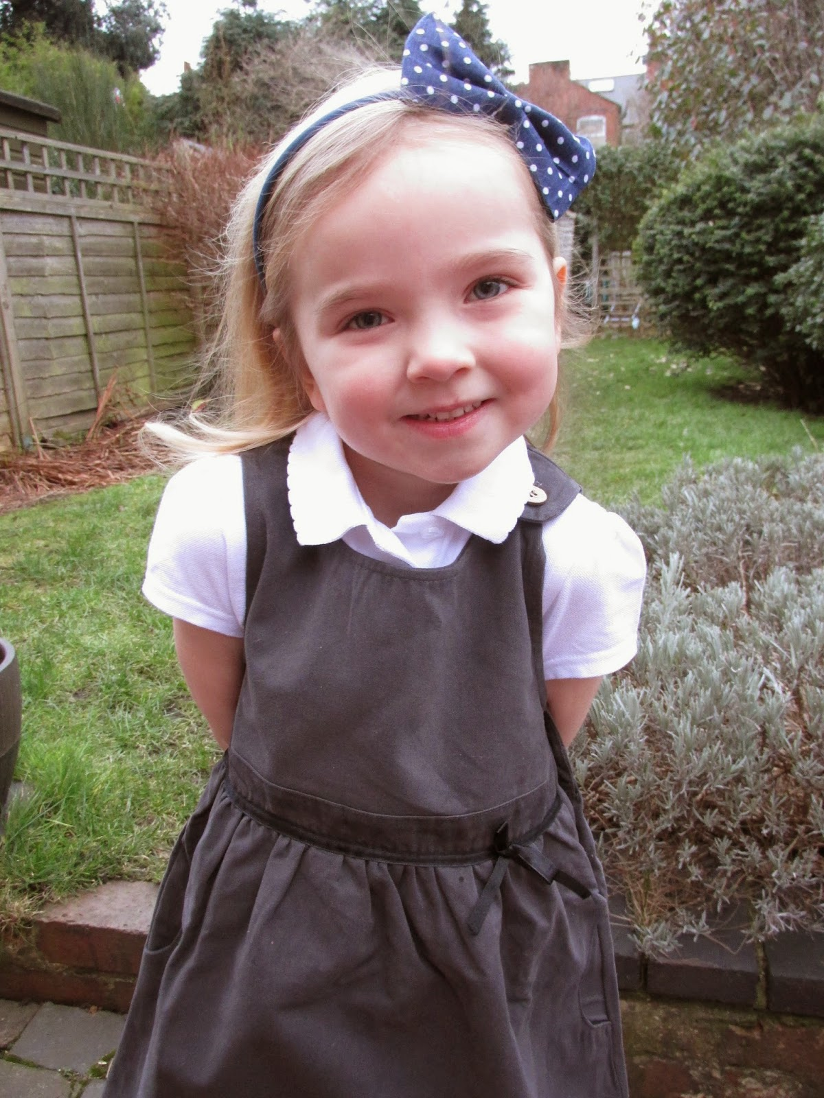 Little Girl Outfits For School
