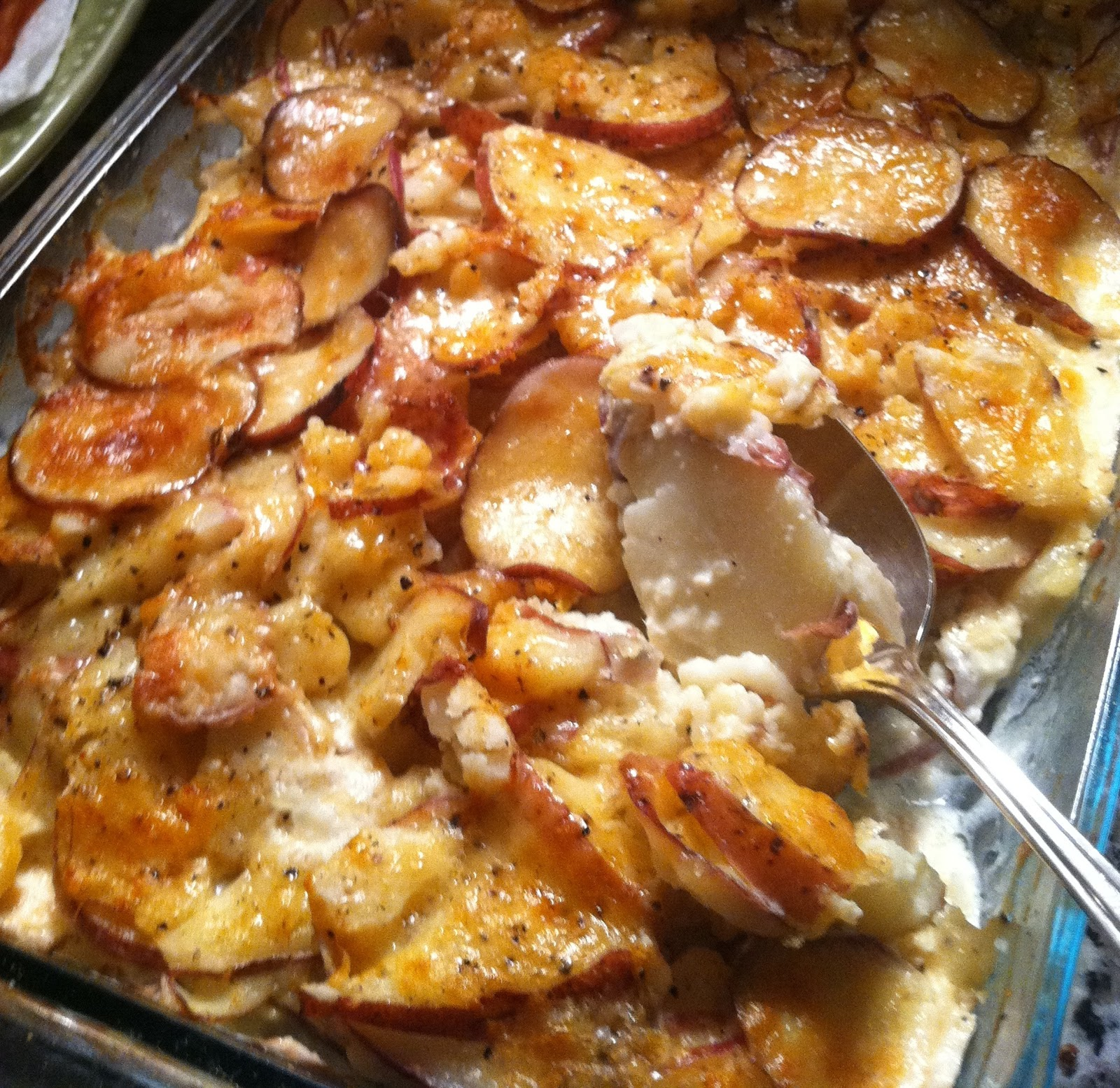 11 Easy And Delicious Ways To Cook Sweet Potatoes: Twirl And Taste: Potatoes Au Gratin