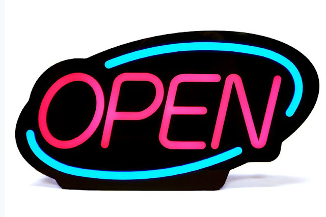 Buy LED Open Signs at Affordable LED