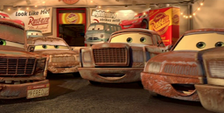 cars andy vaporlock