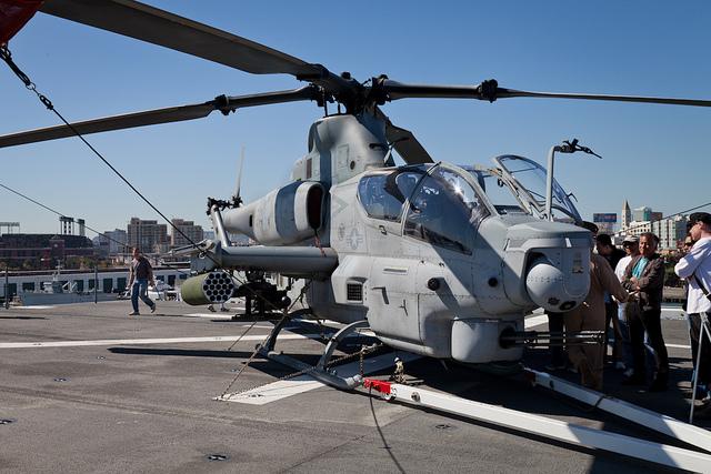 US marine AH-1Z Viper pic