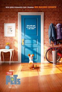 Pets: A Vida Secreta dos Bichos – Dublado (2016)
