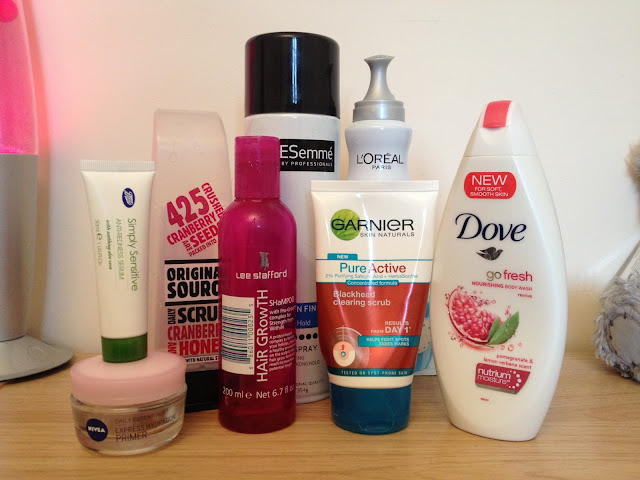 Used up products