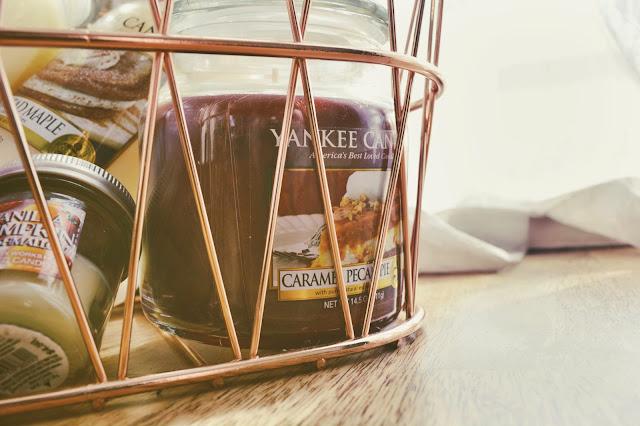 yankee candle caramel pecan pie image