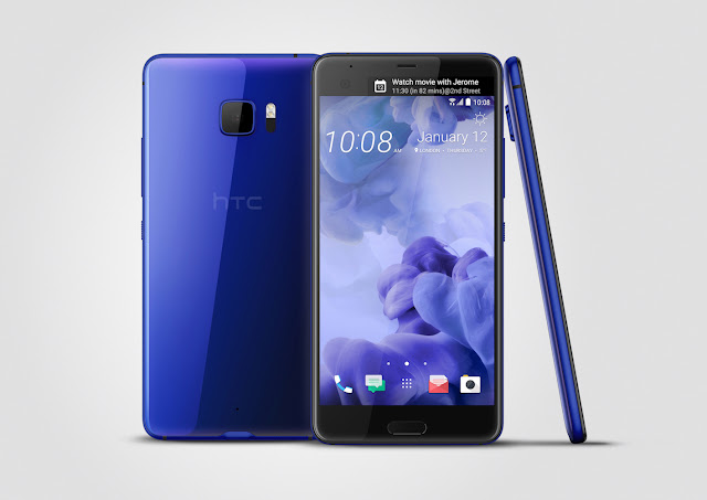 HTC launches U Ultra smartphone with Dual Display, Android 7.0 Nougat in India for Rs. 59990