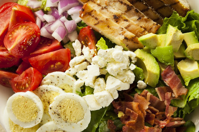 Cobb Salad | English Kitchen