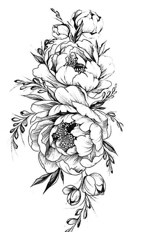 Flower Tattoo Designs Wallpapers Simple