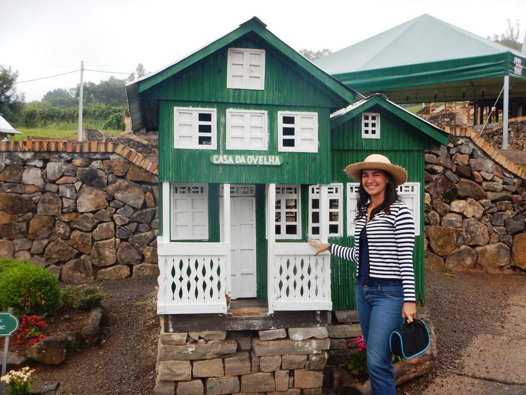Parque da Ovelha, atração no Roteiro Caminhos de Pedra