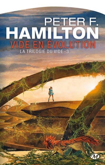 Vide en évolution - Trilogie du Vide T03 de Peter F. Hamilton