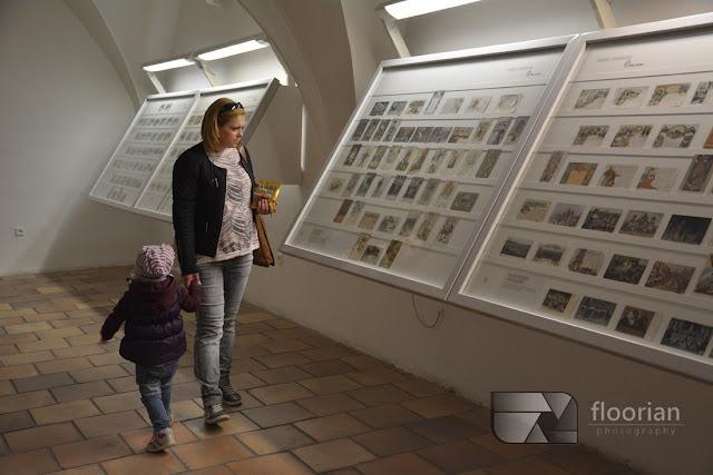 Wystawa pocztówek - Renesansowy zamek w Pardubicach