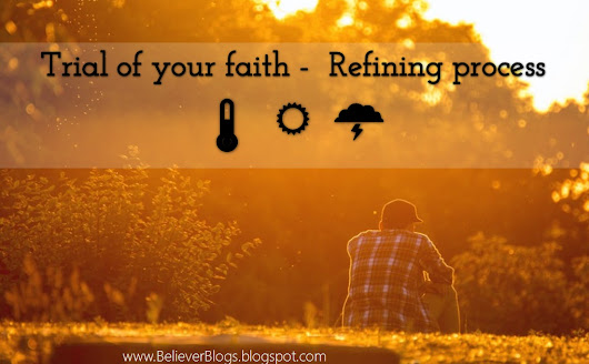 Refining process - Trial of Faith Series