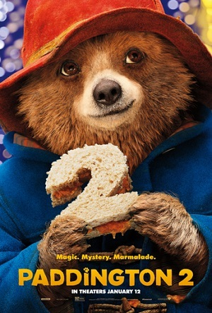 As Aventuras de Paddington 2 BluRay Filmes Torrent Download capa