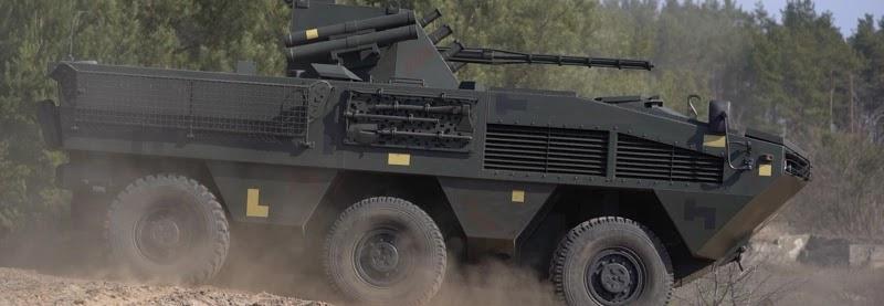 Новий БТР Отаман-3 пройшов ходові випробування