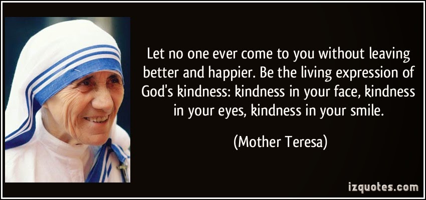 Catholic News World : Quote to SHARE by Saint Mother Teresa ...
