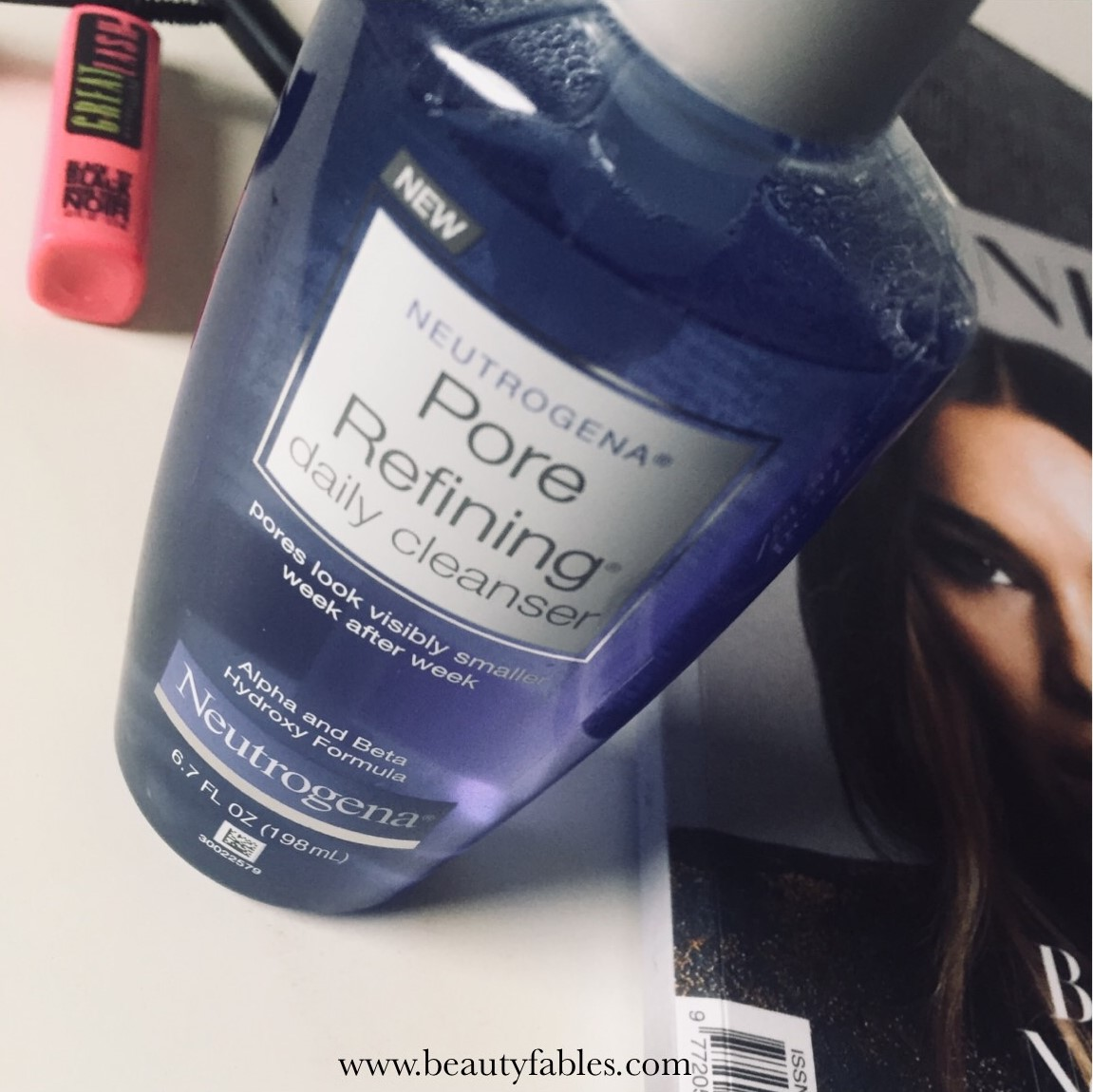 REVIEW | Neutrogena Pore Refining Daily Cleanser On Oily