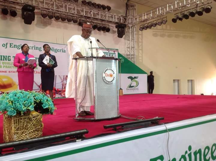 Better Times ahead for Nigerian Engineers, and More Dignity- COREN President, Engr Kashim Ali