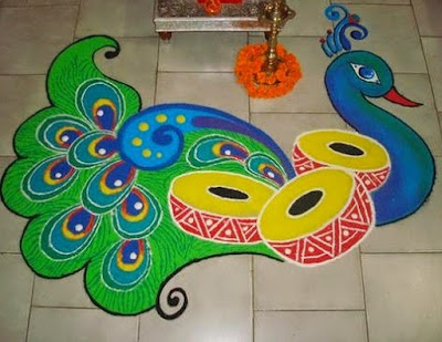 Best Independence Day Rangoli Designs 2016