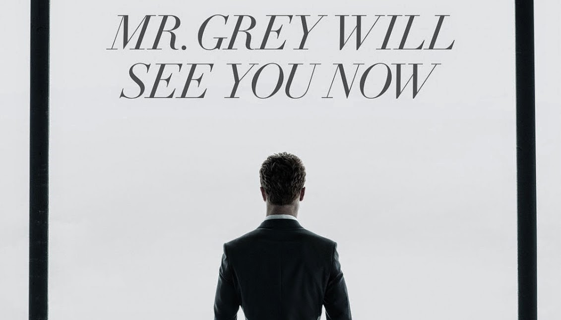 Fifty shades of grey teaser trailer for 50 shades of grey movie sequel