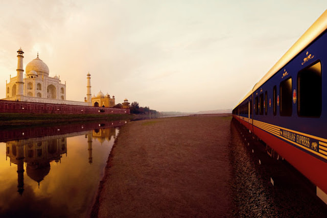 Maharajas Express: Luxury train journeys in India
