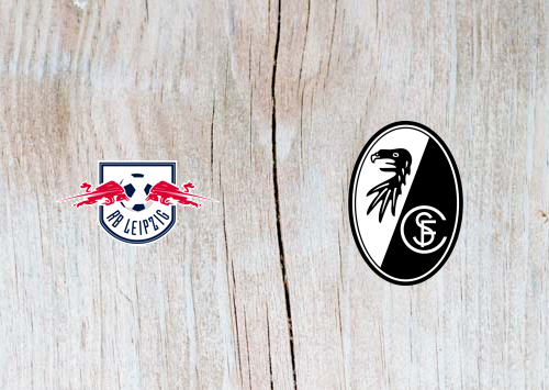 RB Leipzig vs Freiburg - Highlights 27 April 2019