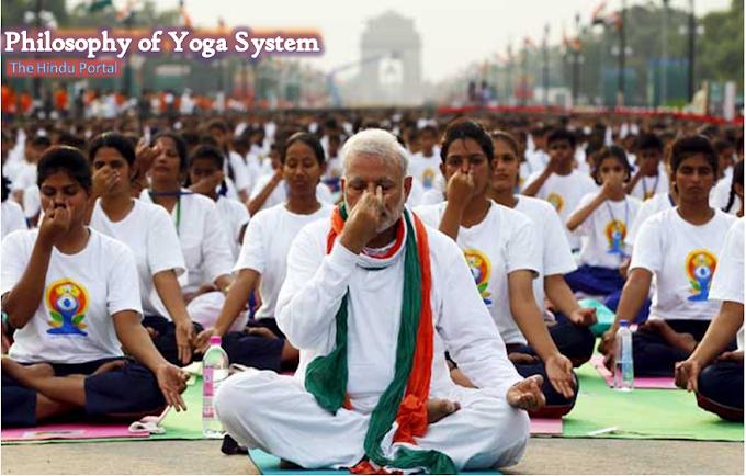 Philosophy of Yoga System