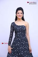Telugu Actress Richa Panai Stills in One Shoulder Floral Long Dress at Rakshaka Bhatudu Movie Interview  0049.JPG