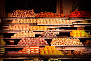 Image of Indian sweets
