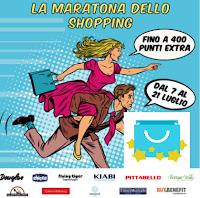 Logo CheckBonus ''Matarona dello Shopping'' e ricevi 100, 200 o 400 punti extra!