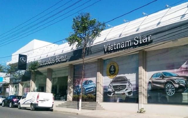 Khuyến mãi hấp dẫ tại Mercedes Nha Trang