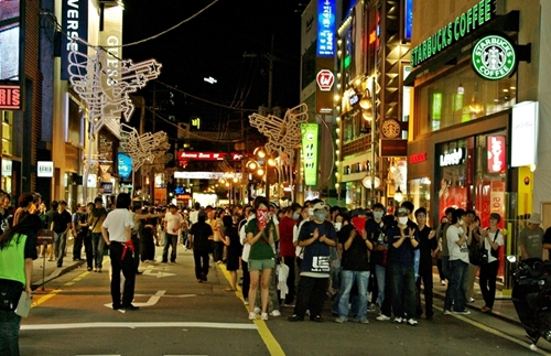Seoul For A Year My Thai Rodeo Drive And Tteok Bokki