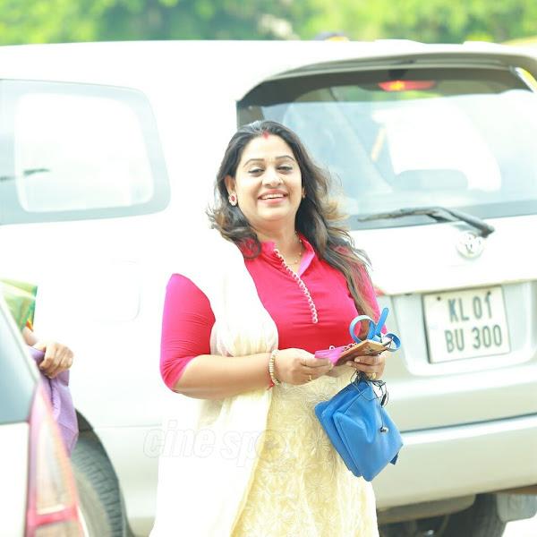 Beena Antony latest photos from AMMA general body meeting 2016