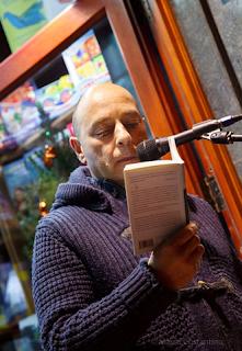 gaetano tramontana-spazio teatro-libreria nuova AVE-Reggio Calabria- ph-marco costantino-la santa furiosa