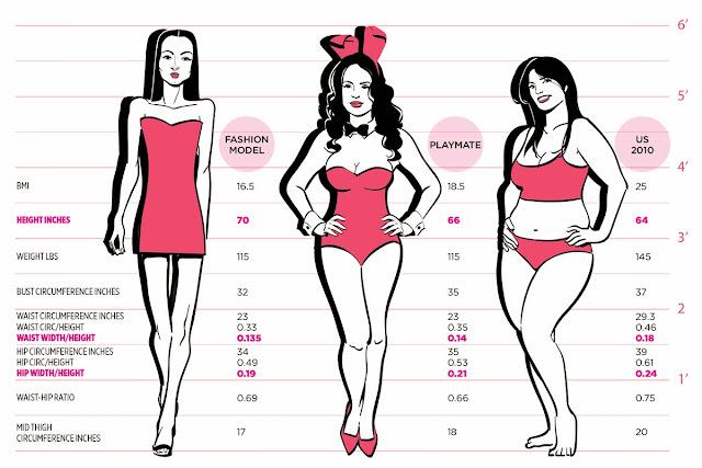 ideal body shape