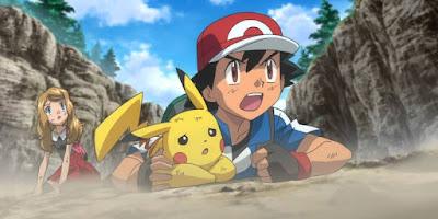 Pokémon O Filme: Diancie e o Casulo de Destruição em maio no TBS