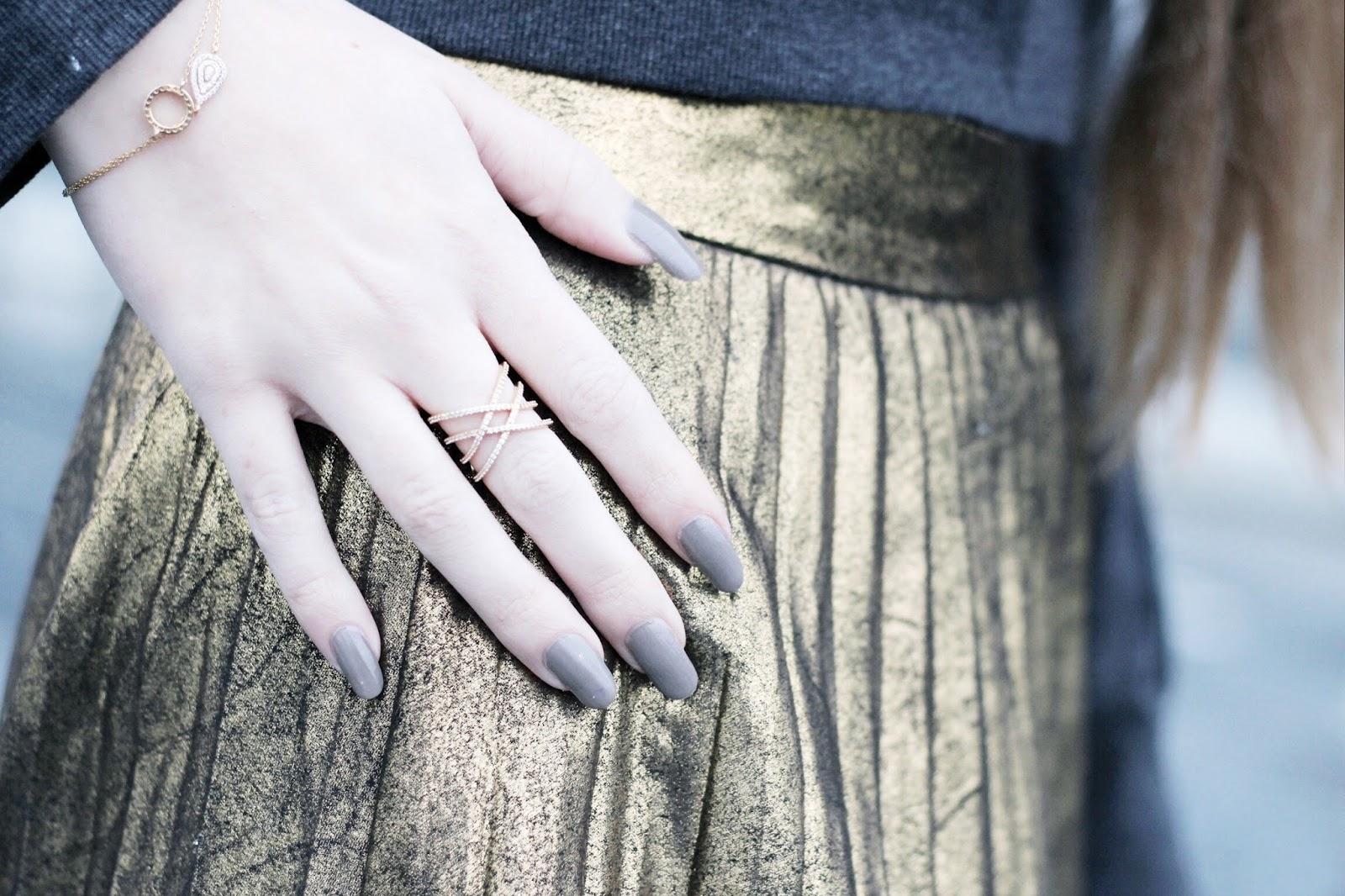 Zara Simon Z for Accessorize jewellery