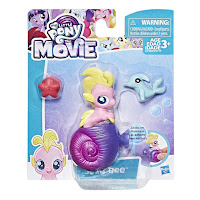 My Little Pony the Movie Jelly Bee Baby Seapony