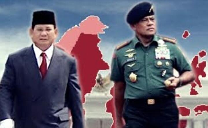 Gerindra Tak Tutup Peluang Sandingkan Prabowo Dan Gatot Nurmantyo