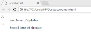 HTML-definition-list-example-output
