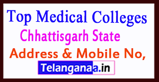 Top Medical Colleges in Chhattisgarh