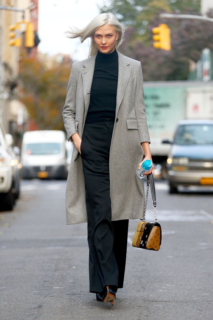 Karlie Kloss Style Out Fashion in New York