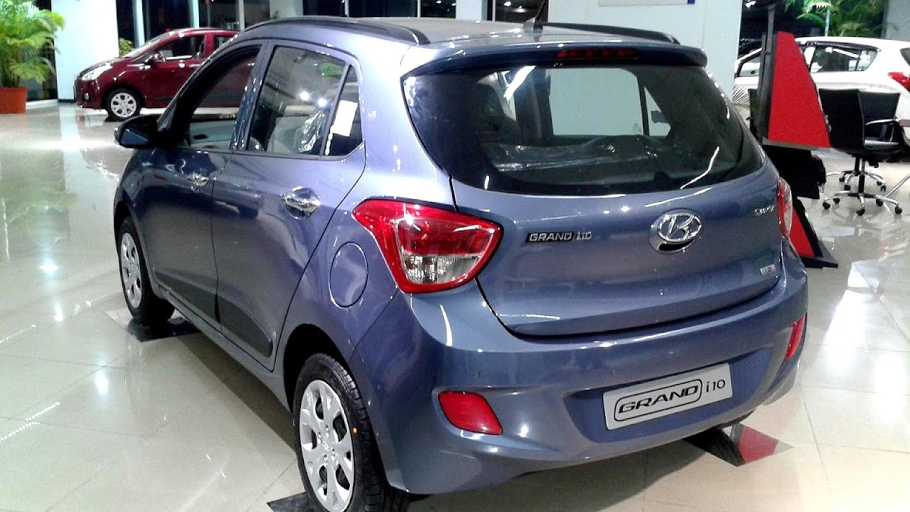 Hyundai I10 Grand Sportz Price Price Choices