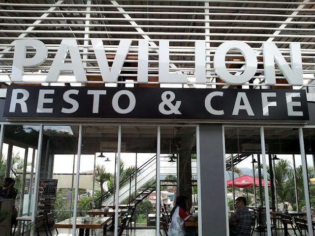 Pavilion Resto & Cafe
