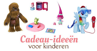 Tips en ideeën voor leuke cadeaus voor kinderen
