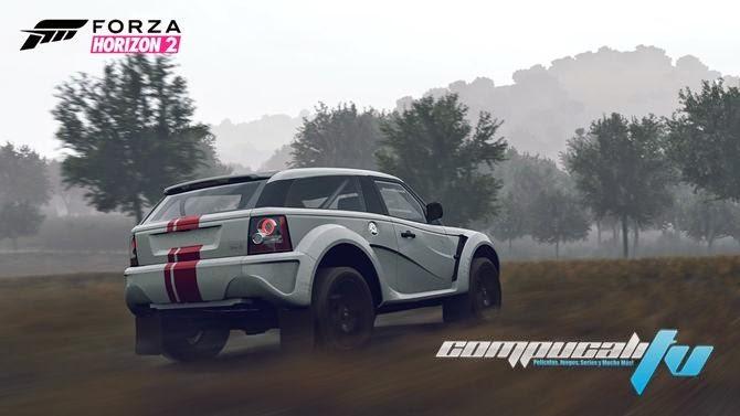 Forza Horizon 2 Xbox 360 Español Región Free
